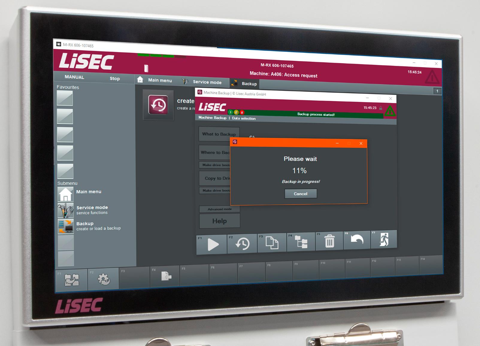 lisec-backup-tool